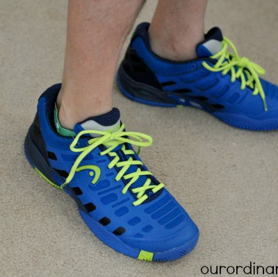Holiday Gift Guide: Gifts For Men – HEAD's Speed Pro Lite Men's Tennis Shoes