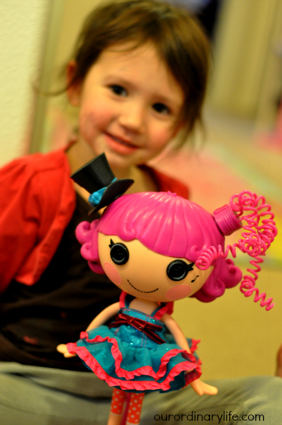 Holiday Gift Guide: Toys – Lalaloopsy Silly Hair Star Doll Giveaway