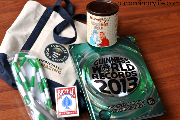 Holiday Gift Guide: Guinness World Records 2013