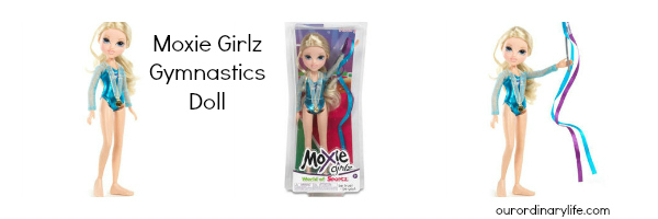 Holiday Gift Guide: Toys – Moxie Girlz World of Sportz Gymnastics Doll Giveaway