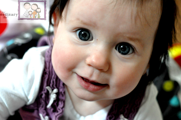 Baby's First Year – Mia Is 8 Months Old
