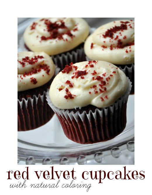 red velevt cupcakes