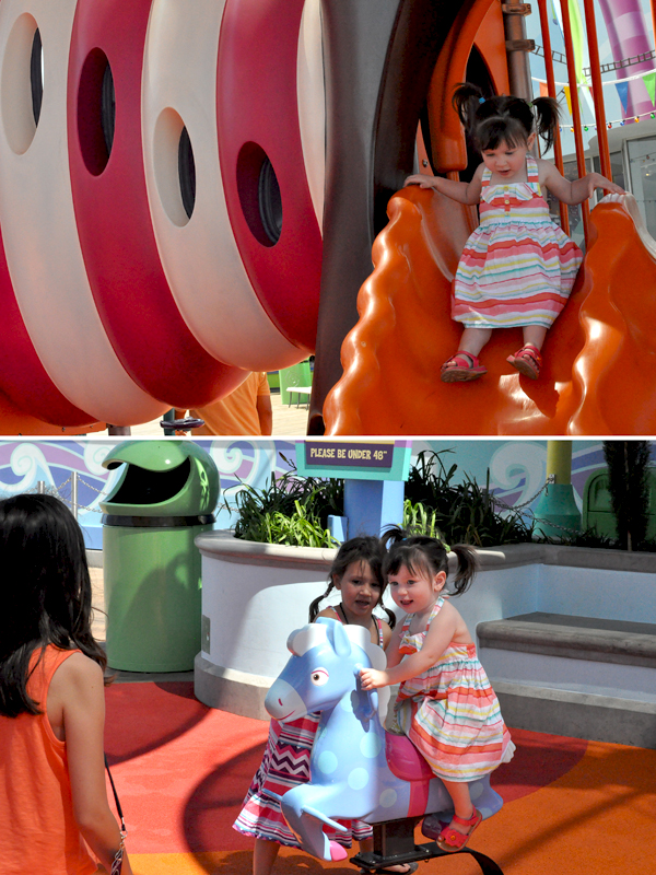 Despicable Me Playground Universal Studios Hollywood (1)