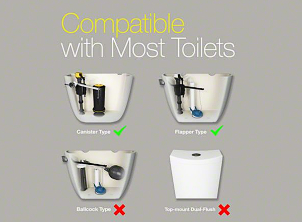 kohler touchless toilet flush kit nighlight seat upgrade