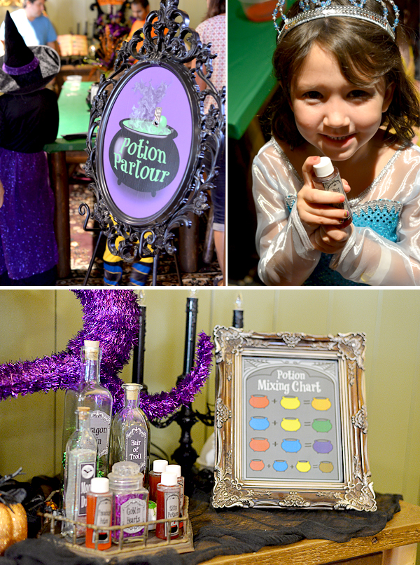 Knotts Scary Farm Kids Potion Parlour
