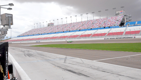 Richard Petty Driving Experience Las Vegas Speedway