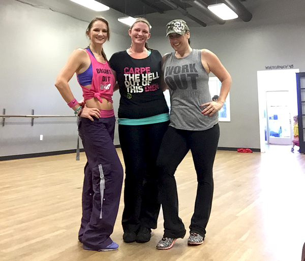 zumba with holly