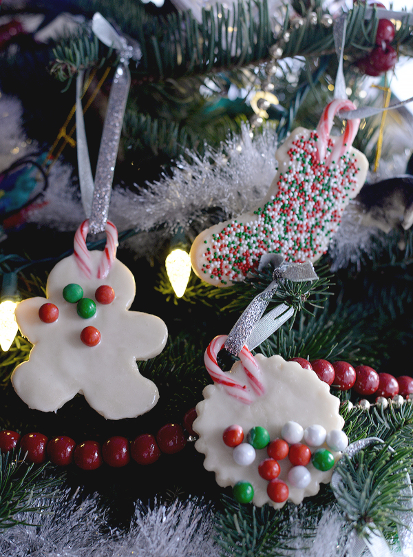 Betty Crocker Sugar Cookie Tree Ornaments (1)