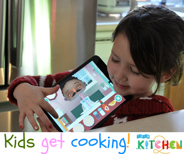Kid Created Recipes with Toca Kitchen 2 #TocaKitchen2 #PurePlay