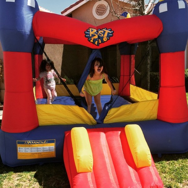 march 2015 bounce house