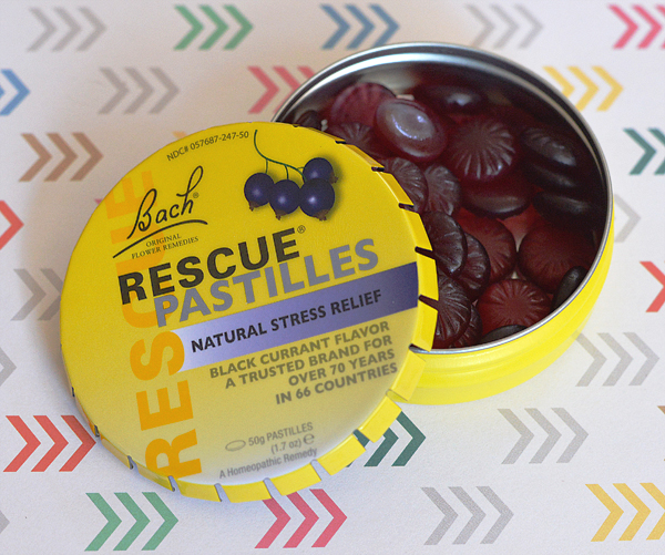 Rescue Natural Stress Relief Pastilles
