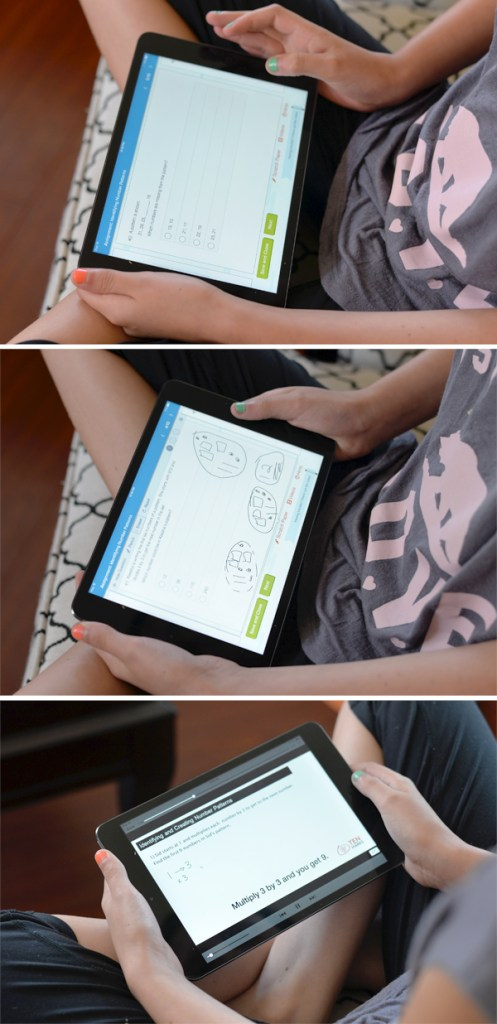 Kid Learning App TenMarks (1)
