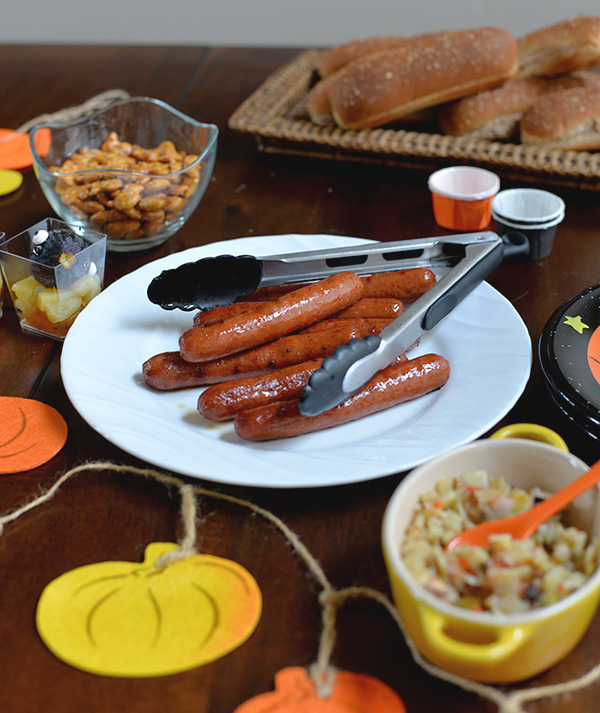 Hebrew National Fall Fun Hotdog Veggie Relish Idea (7)