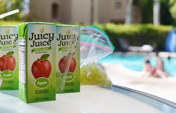 Juicy Juice Apple Kids Pool Snack Idea (4)