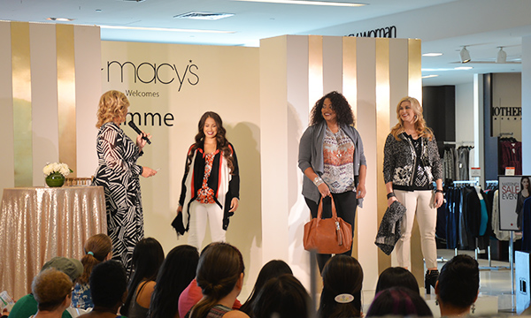 Macys Fashion Show Emme plus size model rancho california (1)