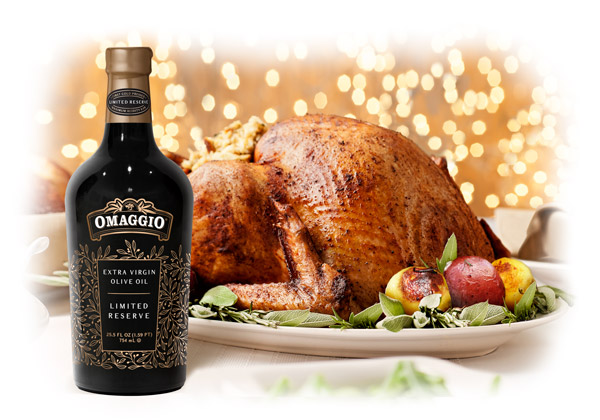 OMAGGIO® Limited Reserve Extra Virgin Olive Oil Twitter Chat #OMAGGIOLimited