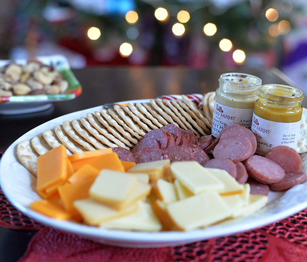 Last Minute Gift Ideas: Hickory Farms