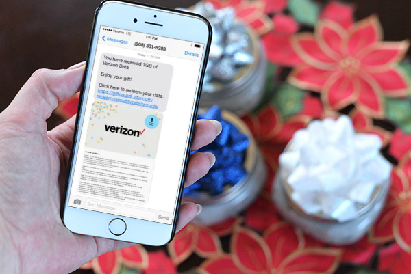 Easily Give The Perfect Gift With The Verizon Messages+ App