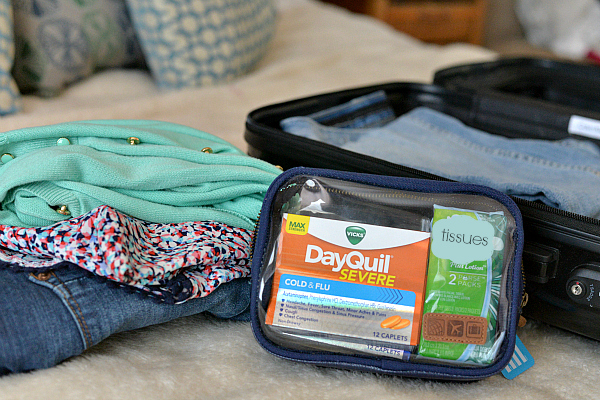 3 Simple Holiday Travel Tips For Families During Cold Season