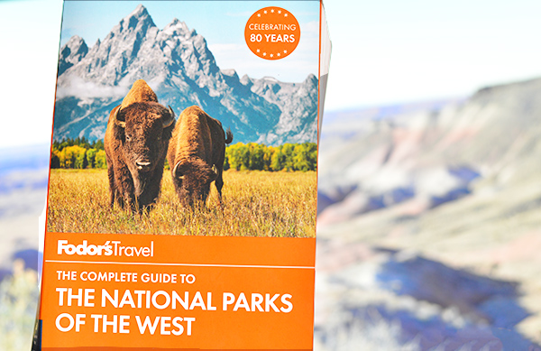 fodors national parks book