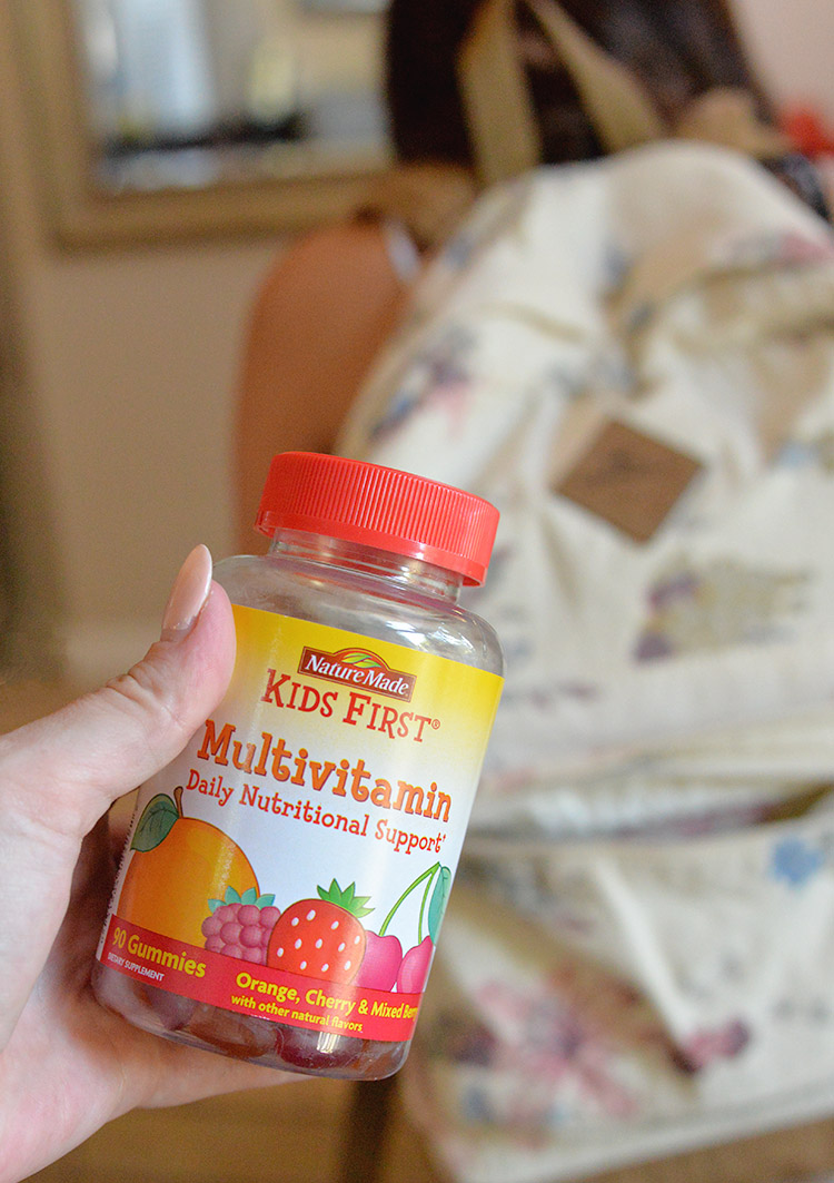 Nature Made Kids First Multivitamin 2