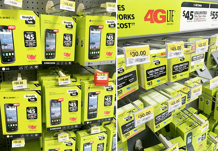 straight talk wireless phones in stores