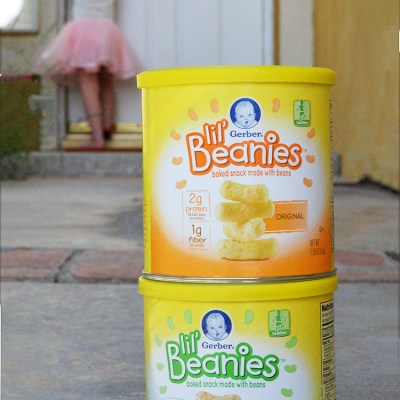Great Snacks For Toddlers On The Go
