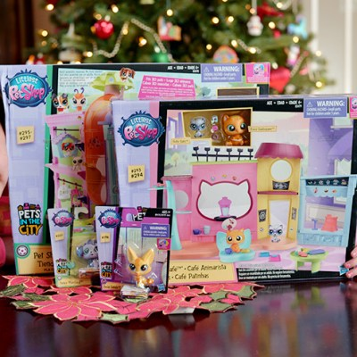 Hot Holiday Toys for Girls from Littlest Pet Shop