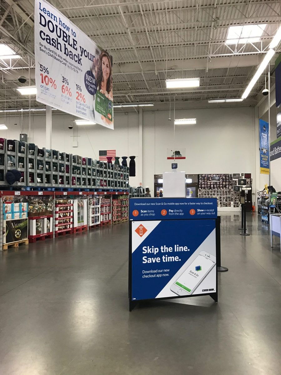Skip The Checkout Line With The New Sam's Club Scan & Go App