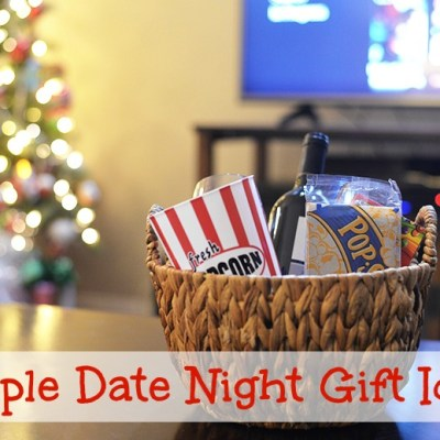 Simple Date Night Gift Ideas