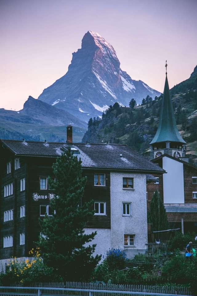 The top 5 things to do in Zermatt