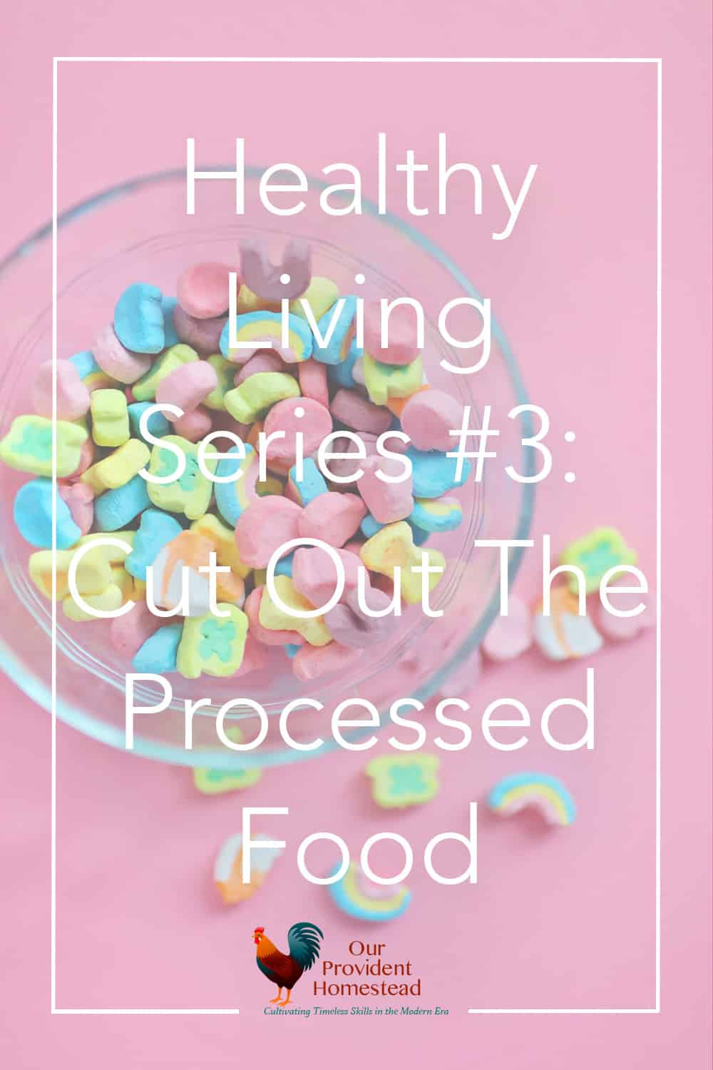 Do you eat healthy? In this third part of the Healthy Living Series, we discuss processed food and how we can cut it out of our diet and eat healthier. Clean Eating | Avoid Processed Food | Healthy Living