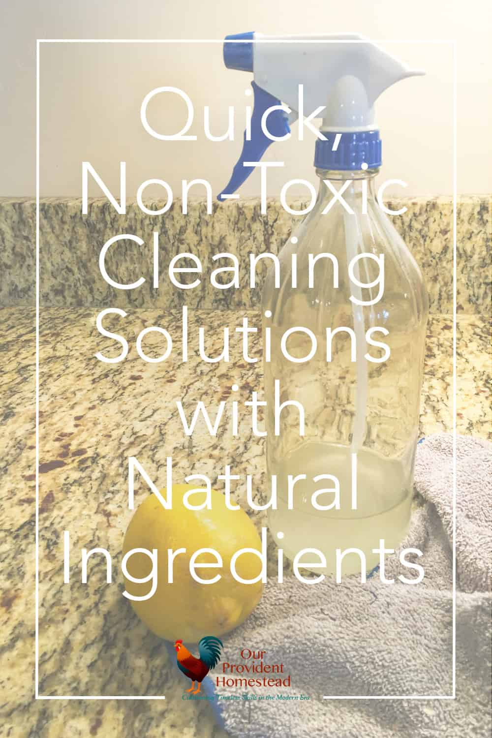 Do you love natural cleaning recipes? We have 10 recipes for natural cleaners plus tips, tricks and a shopping list to make them at home. Natural Cleaning | Homemade Cleaners | Cleaning Hacks