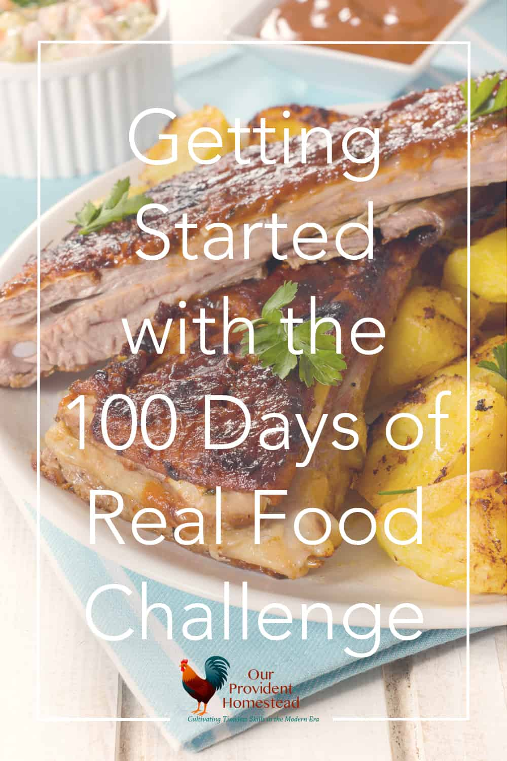 Are you ready to convert to a real food life? Click on this pin to get started with the 100 days of real food challenge today! #realfood #health #healthyeating #100daysofrealfood