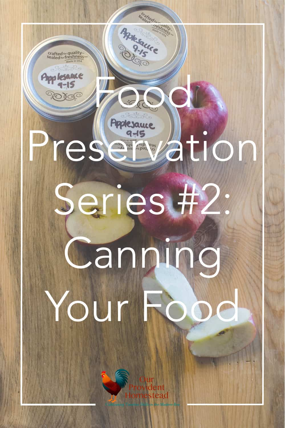 How do you preserve your harvest? Click here to see the second part of our food preservation series and learn about home canning. Canning | Food Preservation | Homesteading