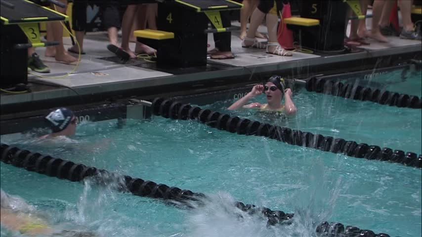 Bettendorf swimmers defeat PV