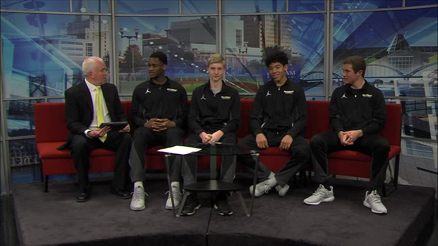 Bulldogs talk family and juggling on FOX 18 Sports Sunday