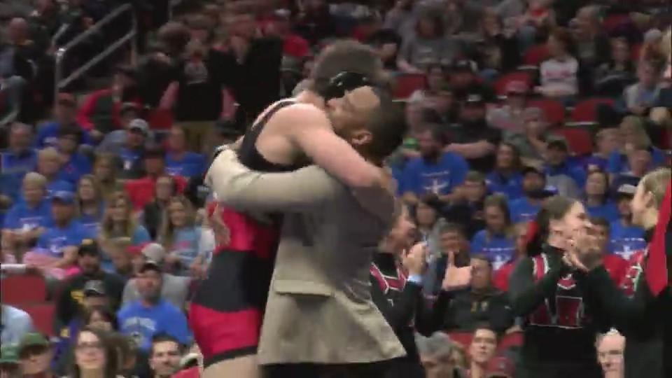 Iowa Wrestling State Champions