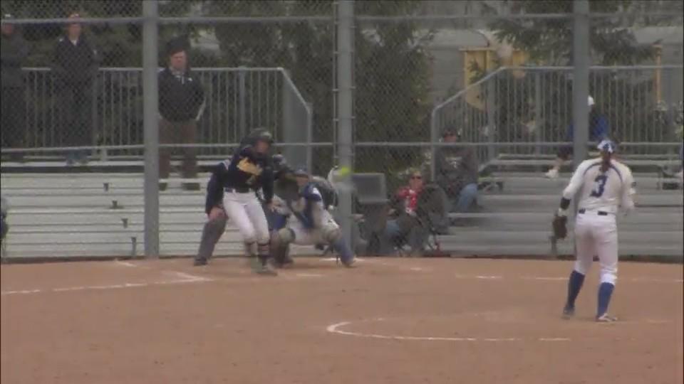 Augustana softball sweeps doubleheader