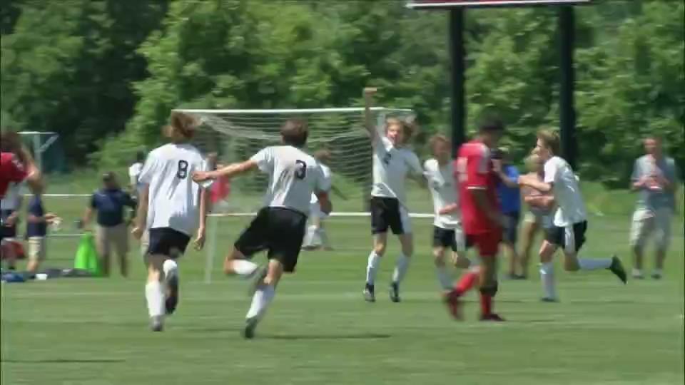 Assumption soccer falls in quarterfinals