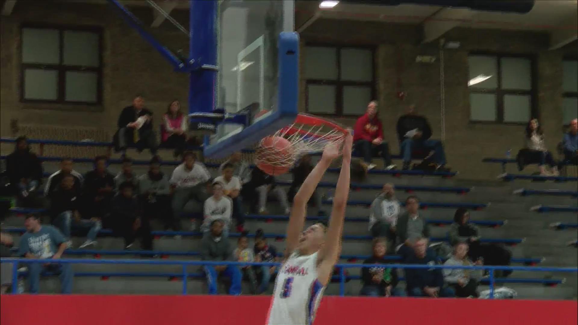 Central boys basketball routs Clinton 67-47