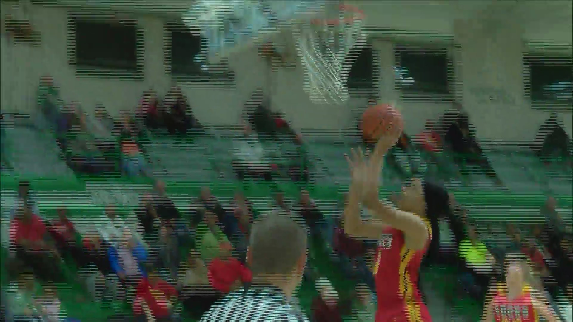 Rock Island takes down Alleman.