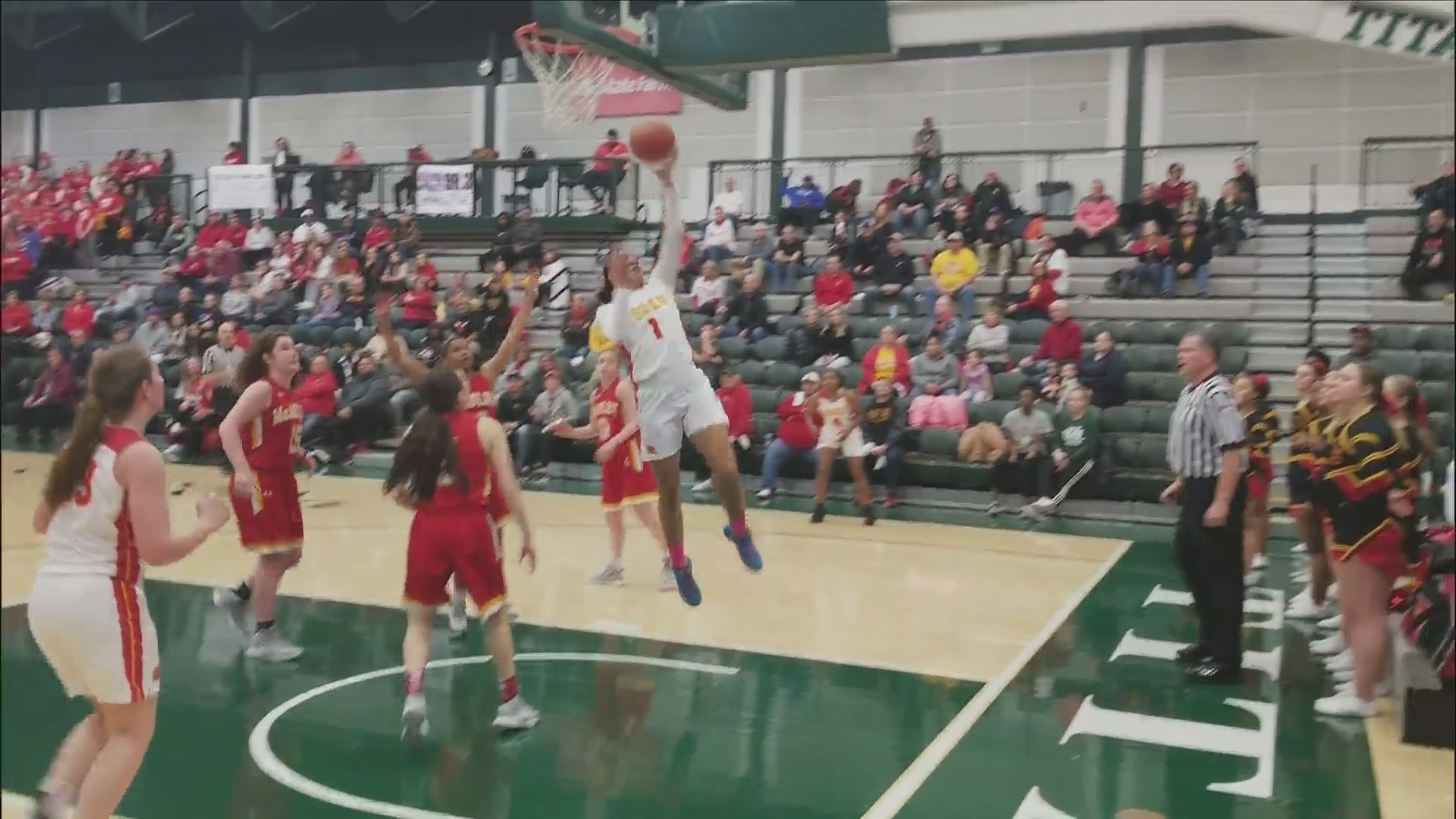 Lady Rocks season ends with 66-48 loss to Mother McAuley