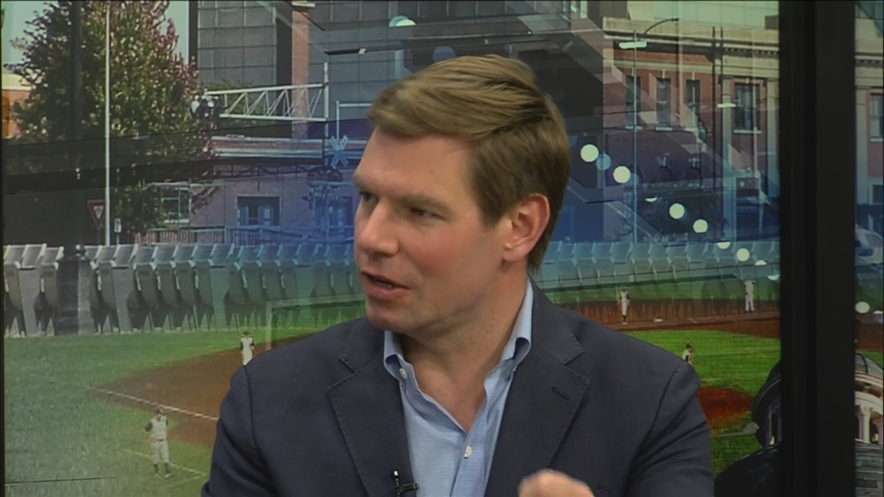 4TR Democrat Eric Swalwell promises to seek renewal of military strategy in Afghanistan