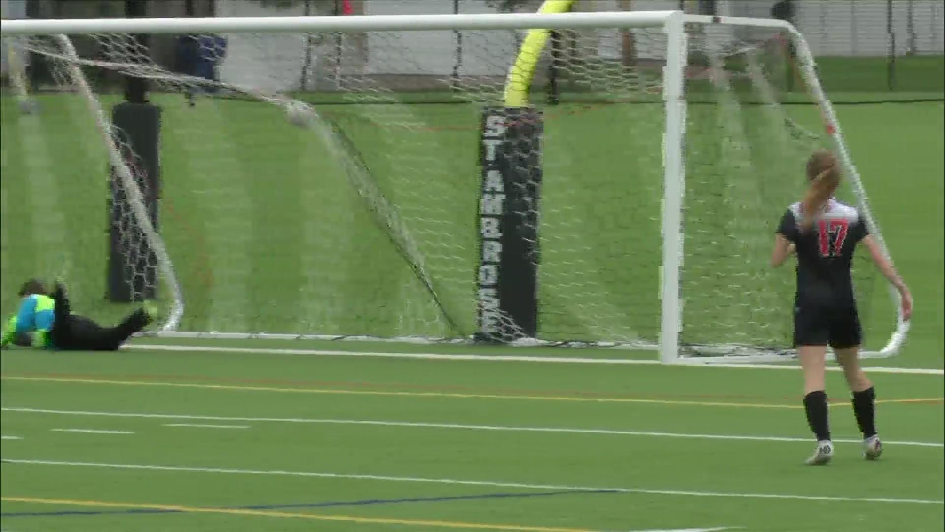 Assumption Girls Soccer wins 10-0.