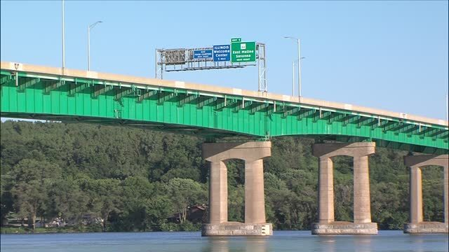 Work on I-80 bridge suspended due to other bridge closings