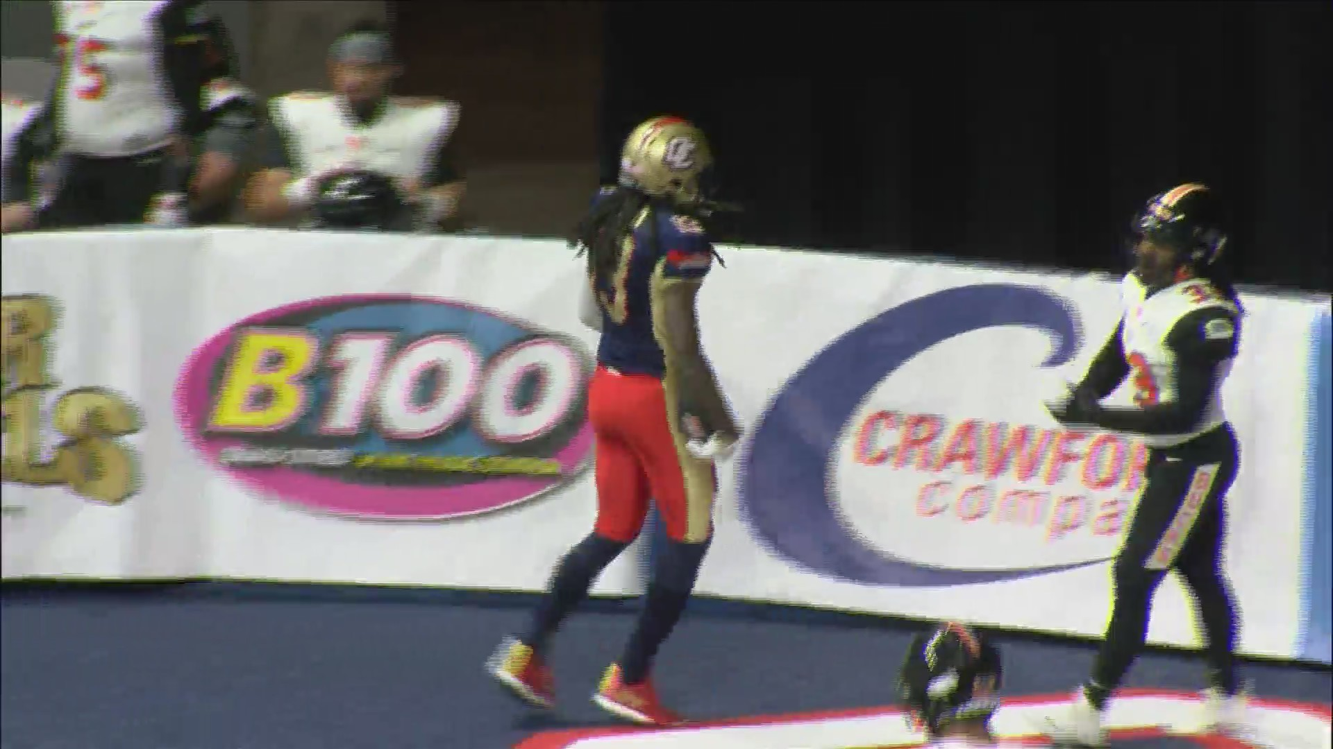 Steamwheelers win 58-20.