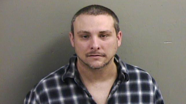Christopher Nickas, 39 (photo courtesy of Galesburg Police Department)