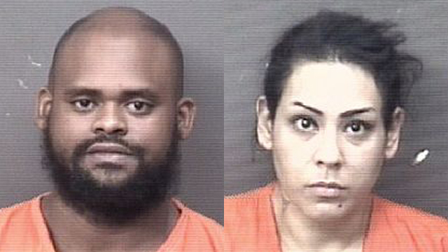 (From left to right) Marcus King, 35; Monica Gomez, 35