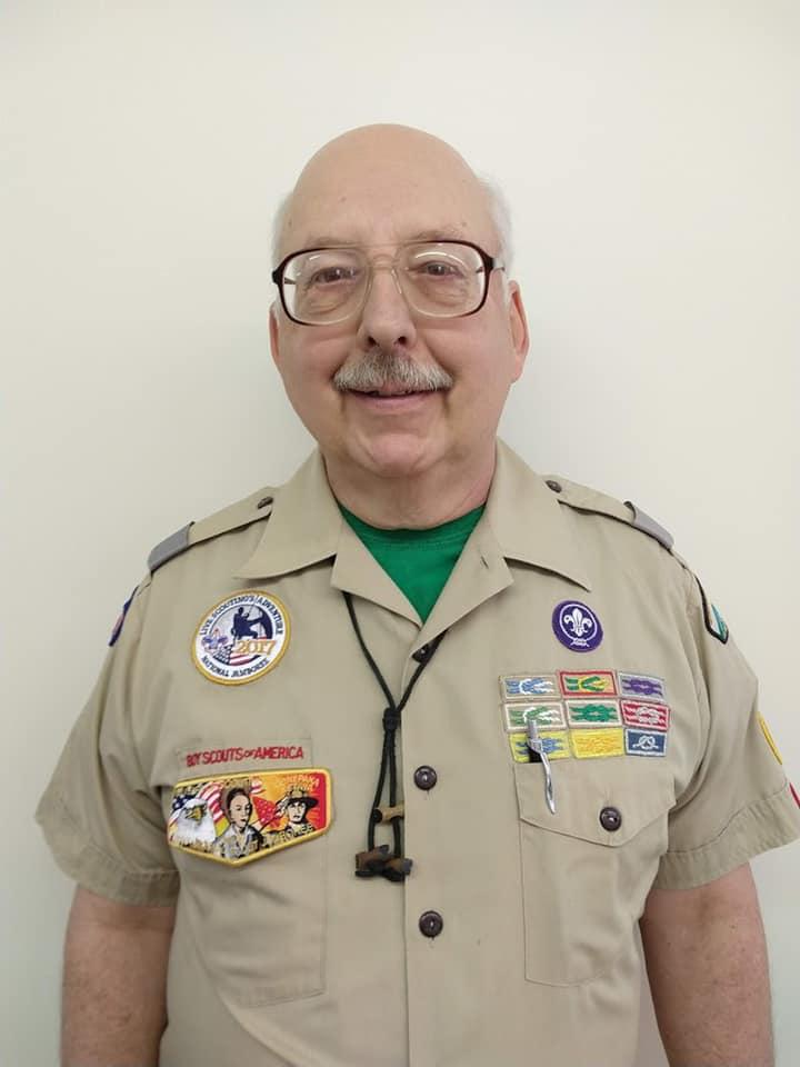 Ben Rogers, Boy Scouts of America